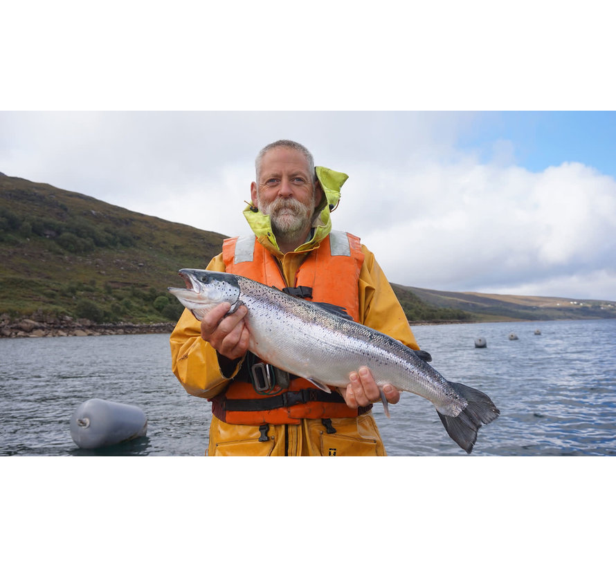 Canagan small breed salmon 2 kg