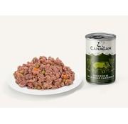 Canagan Canagan Chicken & Wild Boar blikvoeding 400 gram