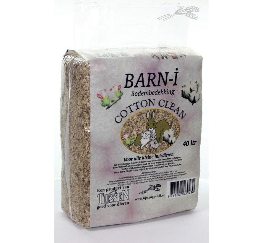 BARN I Cotton Clean 40 ltr