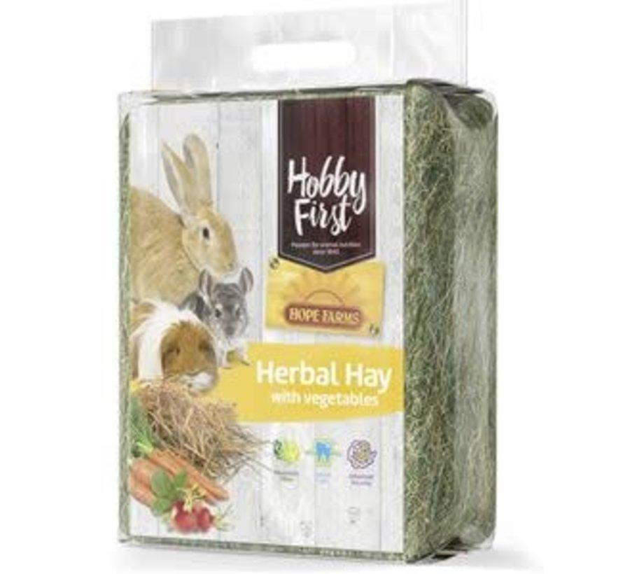 HF Herbal Hay with Vegetables 1 kg