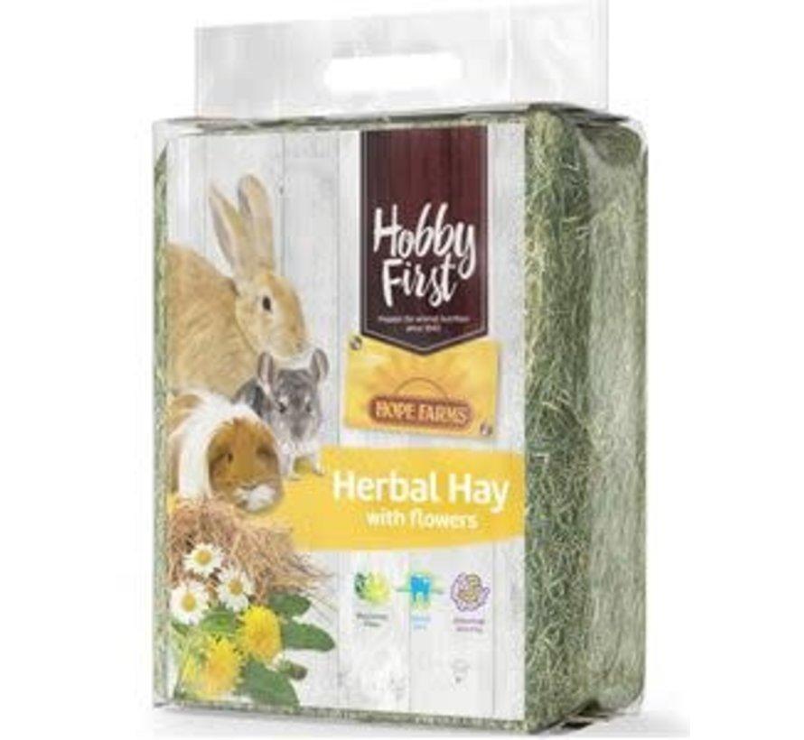 HF Herbal Hay with Flowers 1 kg