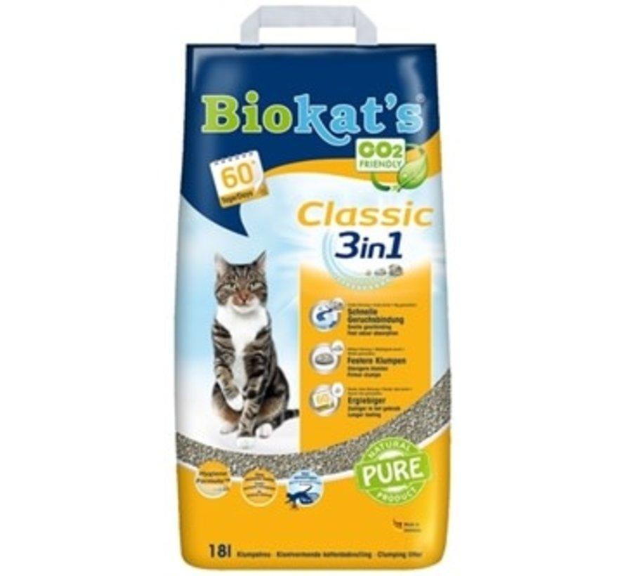Biokats classic 18 ltr
