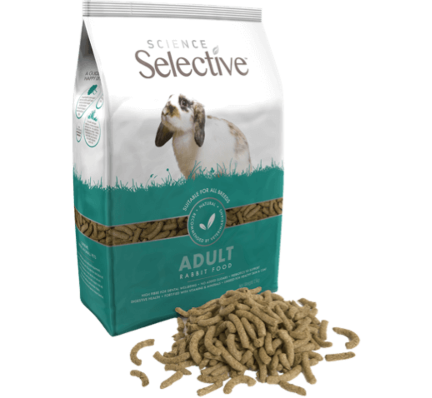 Supreme Selective rabbit 5 kg