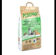 Plospan Plospan houtkorrel kattenbakvulling 20 liter