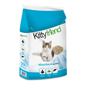 Sjaans Dierenparadijs Kitty euro Absorbents 30 ltr