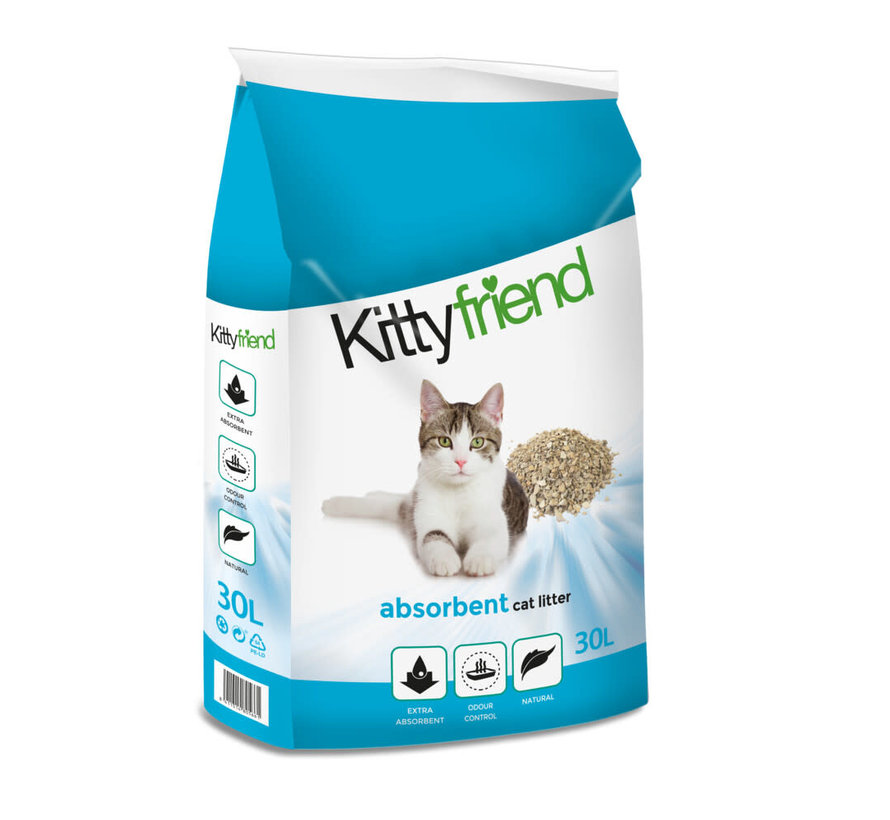 Kitty euro Absorbents 30 ltr