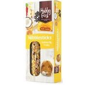 Hobby First HF hope farms nibble sticks guinea pig fruits 2x90 gr