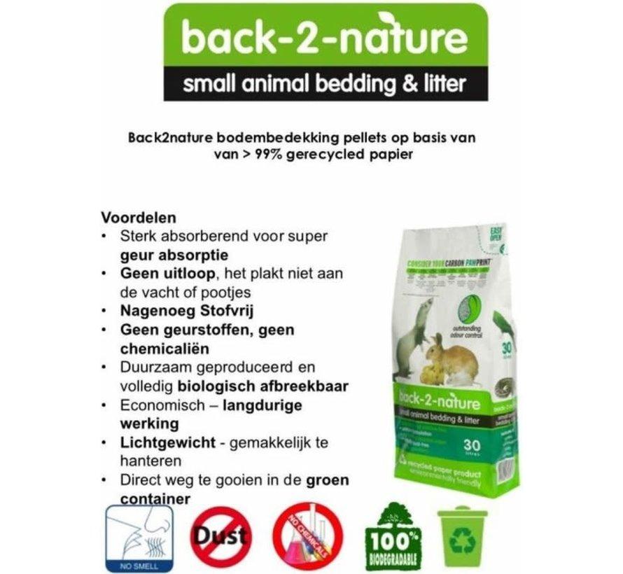 Back-2-Nature bedding 10 ltr