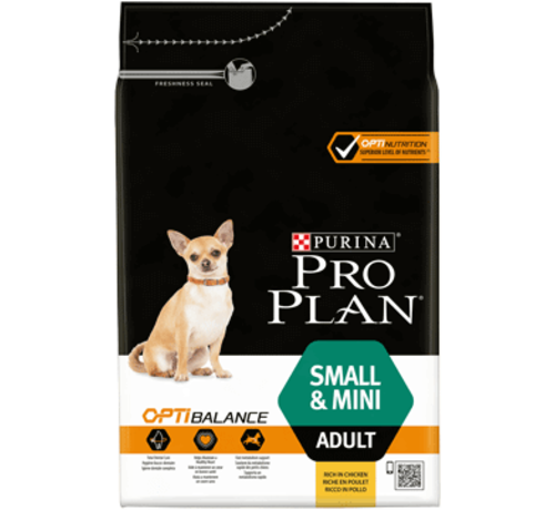 Pro Plan Pro Plan adult small/mini 3 kg
