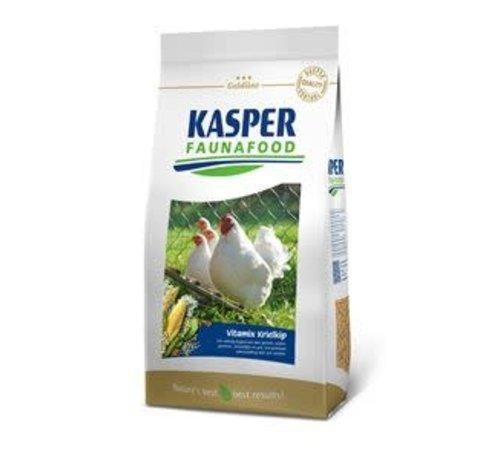 Kasper Faunafood Kasper Faunafood Goldline vitamix krielkip 3 kg