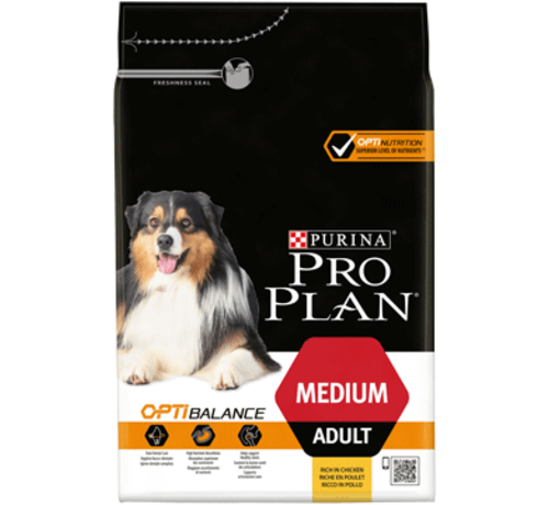 Pro Plan Pro Plan adult medium chicken 14 kg