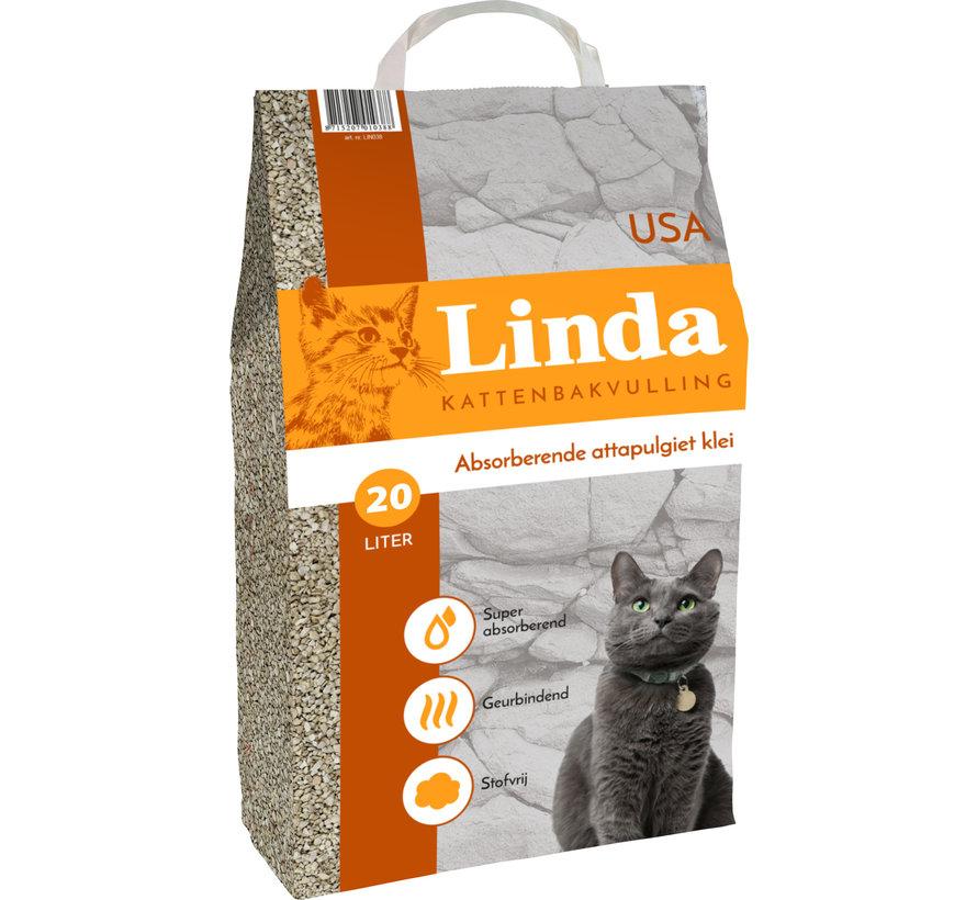 Linda USA oranje 20 ltr