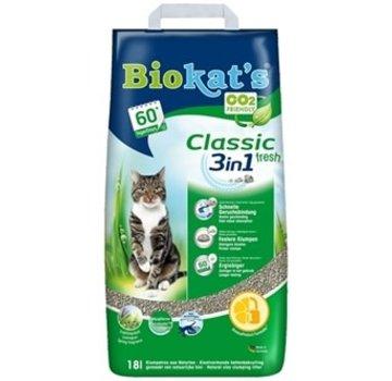 Biokats Biokat's classic fresh 10 ltr