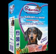 Renske Renske vers hond adult kalkoen eend 395 gr
