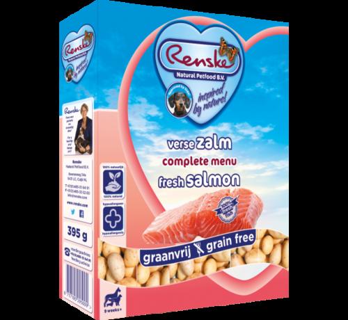 Renske Renske vers hond adult graanvrij zalm 395 gr