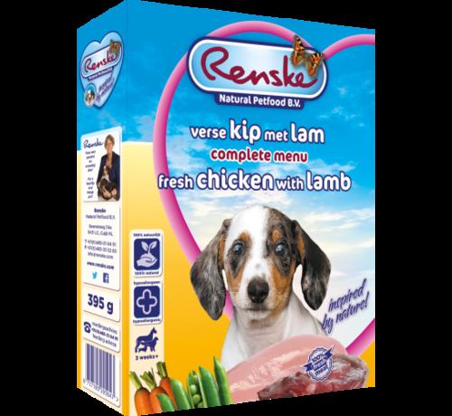 Renske Renske vers hond puppy junior kip lam 395 gr