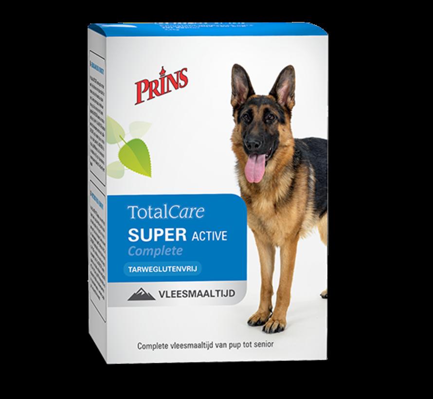 Prins TotalCare hond super active complete 2,5 kg