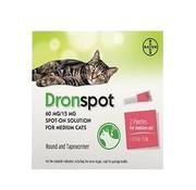 Bayer Dronspot middel grote katten 2 pip
