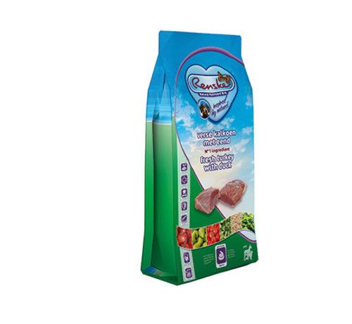 Renske Renske Super Kalkoen en Eend 600 gr