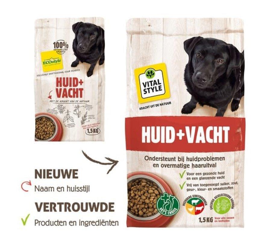 VITALstyle  hond huid en vacht 5 kg