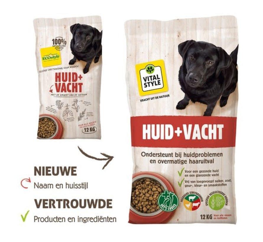 VITALstyle hond huid en vacht 1,5 kg