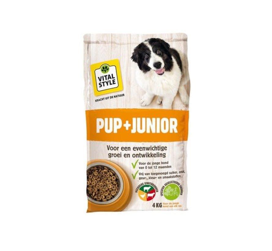 VITALstyle hond junior 4 kg