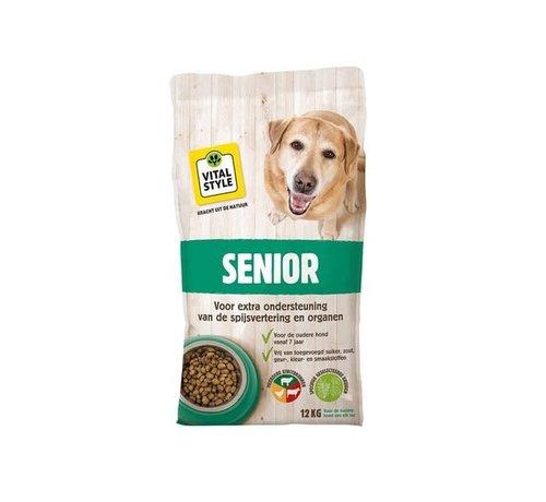 Vitalstyle VITALstyle hond senior 12 kg
