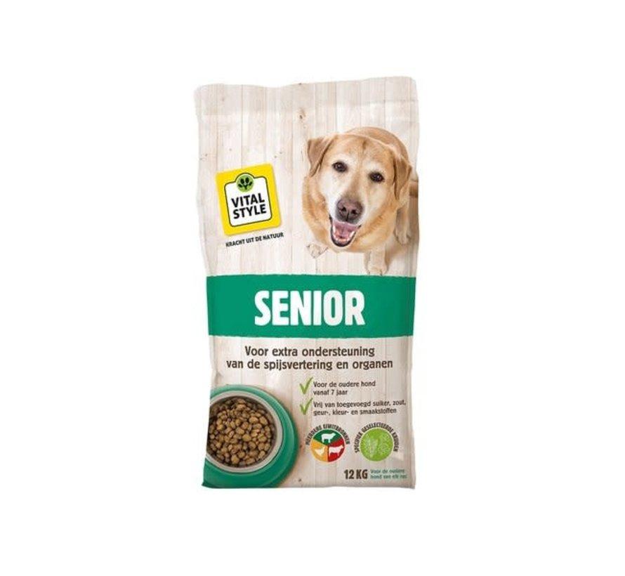VITALstyle hond senior 12 kg
