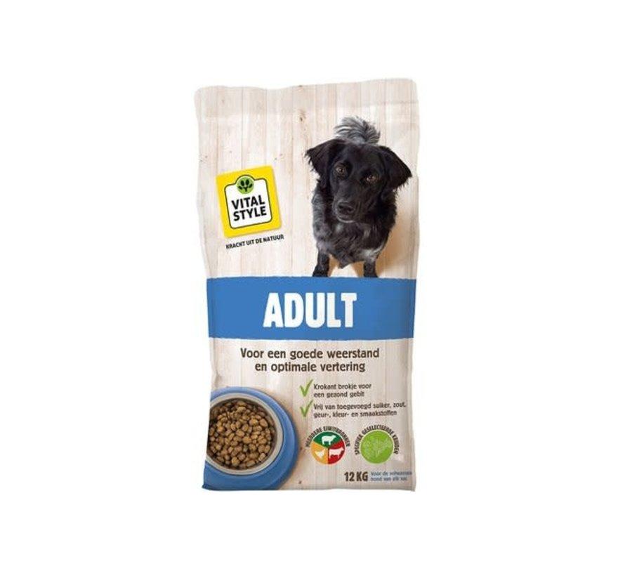 VITALstyle hond adult 12 kg