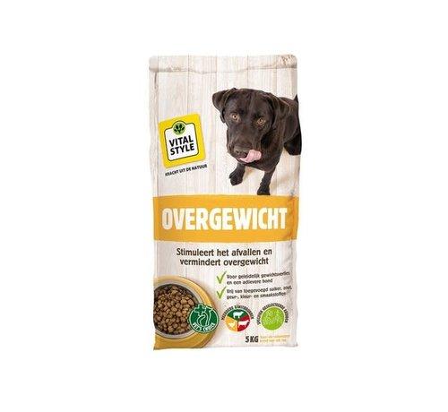 Vitalstyle VITALstyle hond overgewicht 5 kg