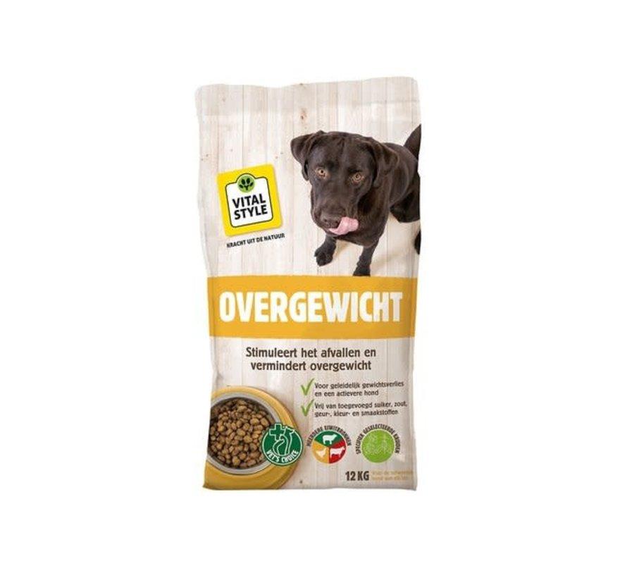 VITALstyle hond overgewicht 12 kg