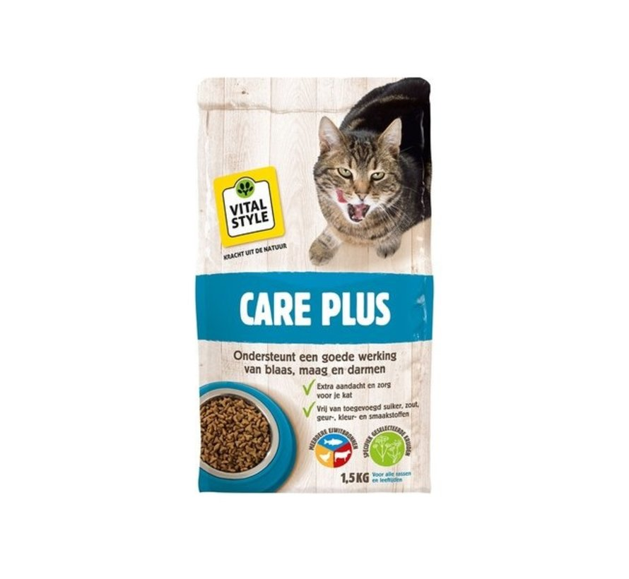 VITALstyle kat care plus 1,5 kg