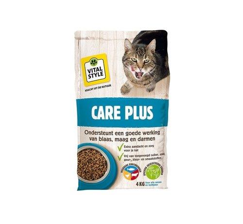 Vitalstyle VITALstyle kat care plus4 kg