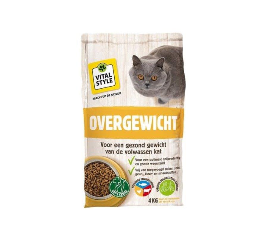 VITALstyle kat overgewicht 4 kg