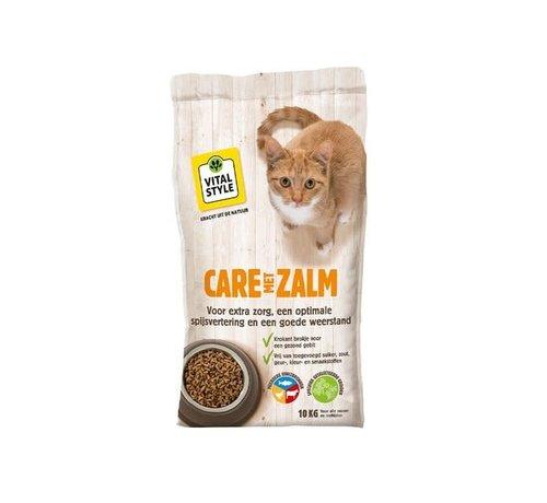 Vitalstyle VITALstyle kat care zalm 10 kg