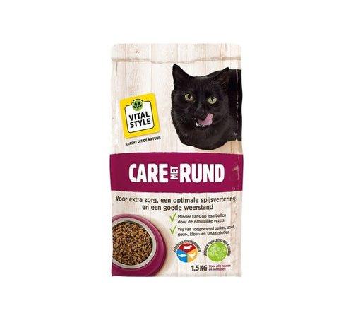 Vitalstyle VITALstyle kat care rund 1,5 kg