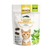GimCat GimCat Soft Snack Zalm & Peterselie 60 gr