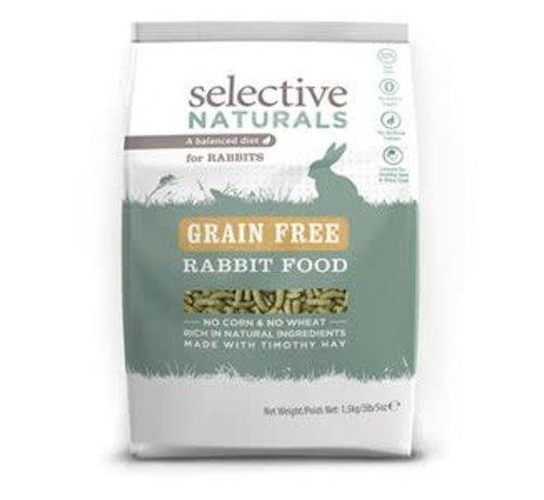 Supreme Selective Rabbit Food Grain Free 1,5kg