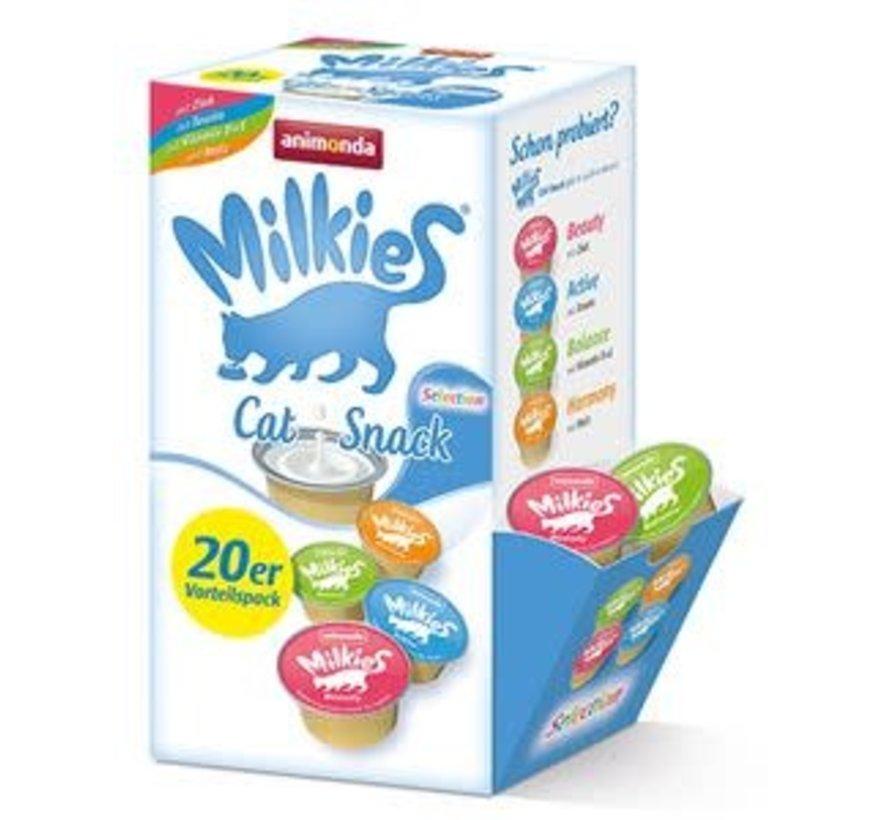 Milkies Display Selection 20 st