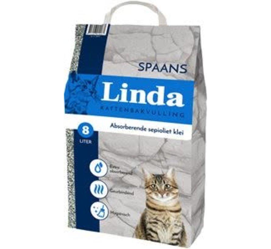 Linda Spaans (Blauw) 6 kg