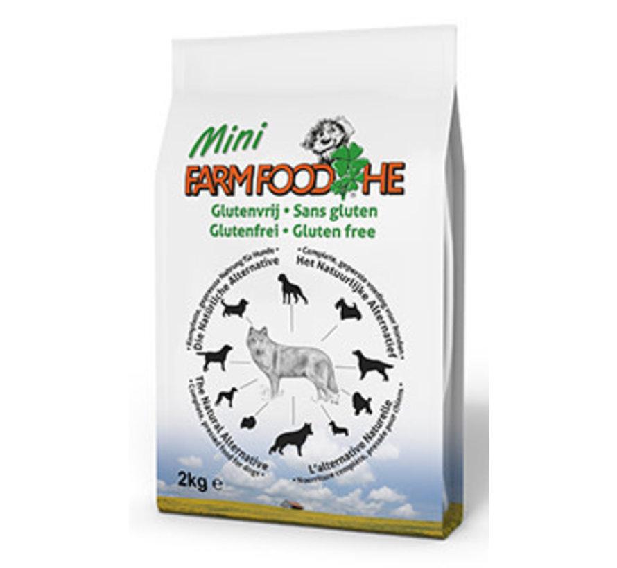 Farm Food HE Glutenvrij Mini 2 kg