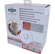 PETSAFE Petsafe kattendeur  microchip wit ppa19-16145