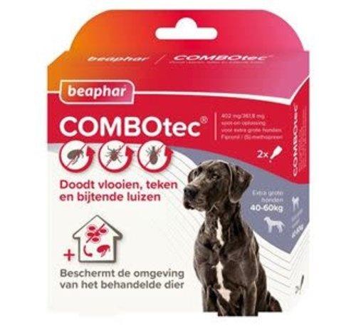 Beaphar ComboTec Dog 40-60 kg 2 pip