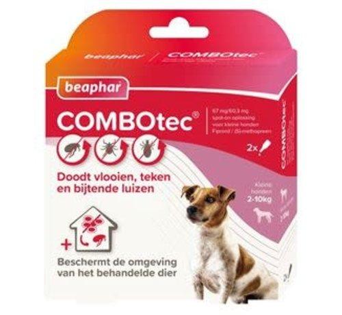 Beaphar ComboTec Dog 2-10 kg 2 pip
