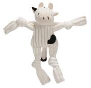 Huggle Hounds Cow Knottie klein