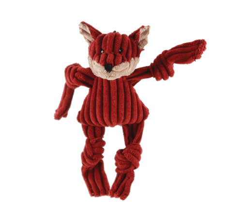 Huggle Hounds Fox Knottie klein