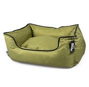 Poly bed siesta olive Groen L  110x85x26