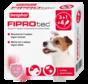 Beaphar Fiprotec hond 2-10 kg 4 pip