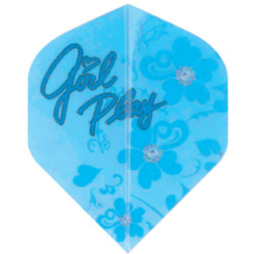 Target darts target darts 116020 - dartflights pro 100 girl play blue