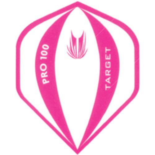 Target darts Target darts 115600 - dartflights pro 100 target roze